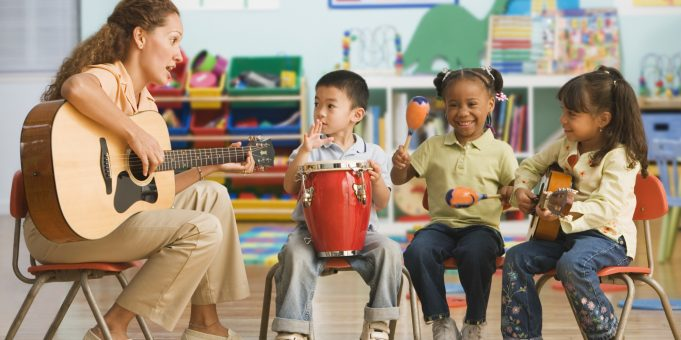 Παρατήρηση στην διδασκαλία μουσικής