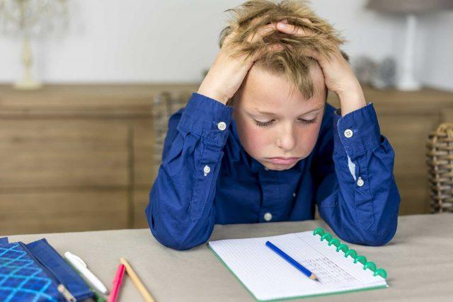 Μαθησιακές δυσκολίες στα πρωτοσχολικά χρόνια