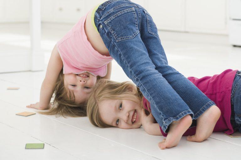 Στάδια ανάπτυξης παιδιών ηλικίας μέχρι 4-5 ετών