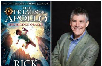 Rick Riordan- Συγγραφέας