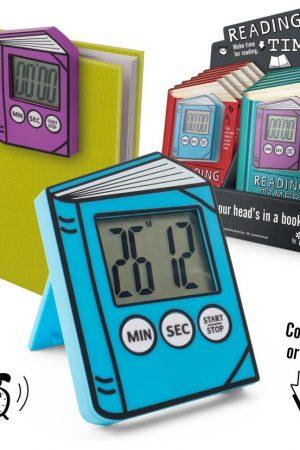 χρονόμετρο βιβλίου