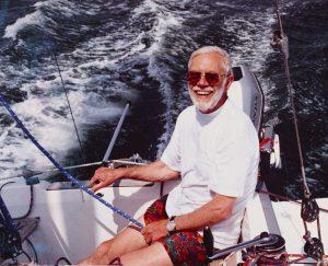 Paul sailing
