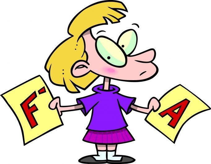 9 αντιδράσεις λαμβάνοντας τον σχολικό έλεγχο