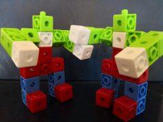 κυβάκια robots