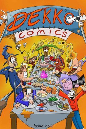 Dekko comic 2