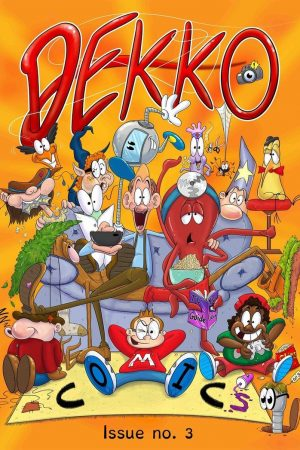 Dekko comic 3