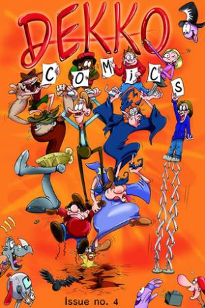 Dekko comic 4