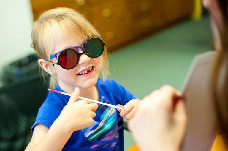 Σχέση Όρασης και Ακαδημαϊκής Απόδοσης σε παιδιά
