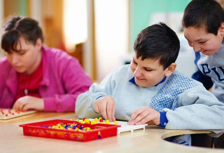 Το παιχνίδι ως αναπτυξιακό και εκπαιδευτικό μέσο για παιδιά με νοητική υστέρηση