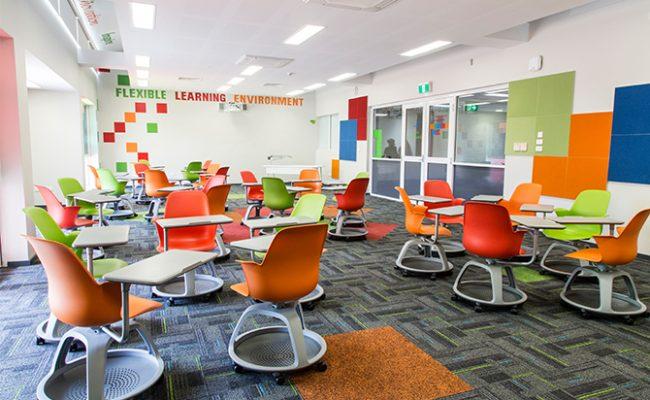 Διαμορφώνουμε τον χώρο μάθησης για μαθητές που μαθαίνουν διαφορετικά